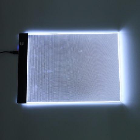 Mesa LED A4 para desenhar