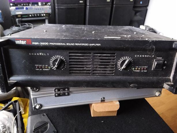 Końcówka mocy InterM PSR3200