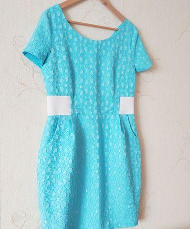 Новое нежно-голубое платье Defile Lux для мероприятия, выпускного