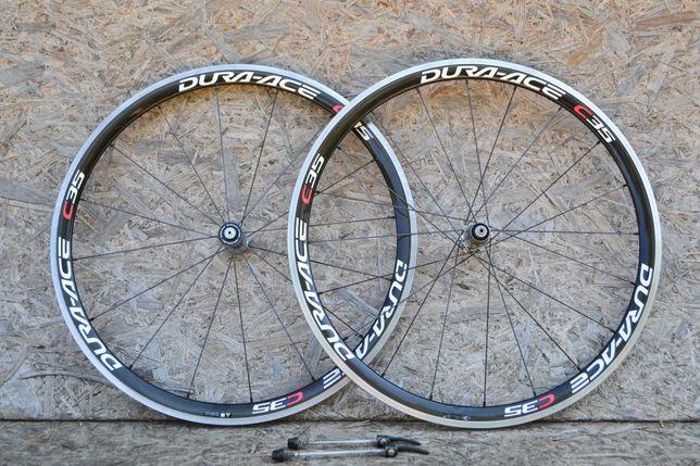 Карбоновые колеса Shimano Dura Ace 7900