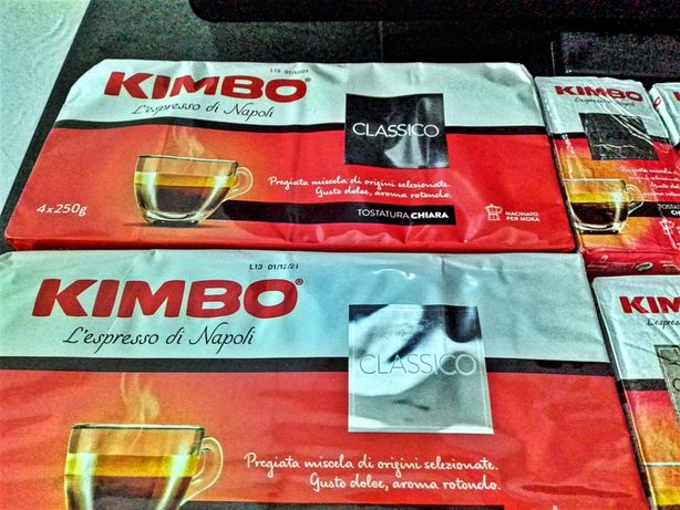 Итальянское Кофе Kimbo classico