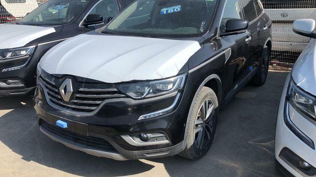 Renault koleos новый 2018г в максималке растаможен