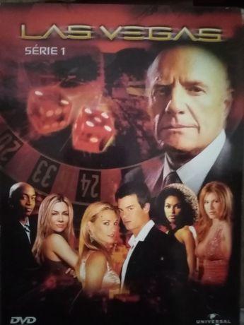 dvd série Las Vegas 1ª temporada -10 euros
