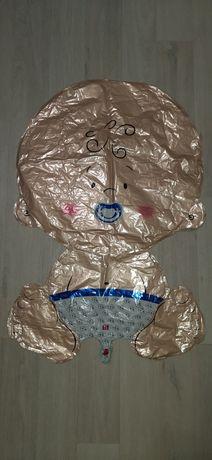 Шарик с фольги малыш на 1 годик