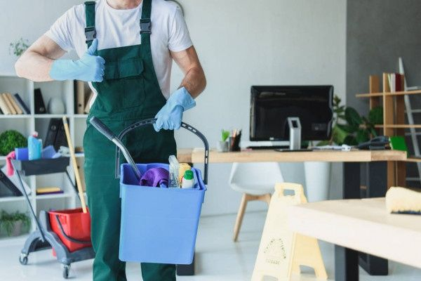 Limpezas e arranjos domésticos
