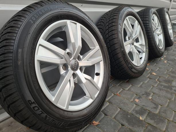 "NOWE OPONY Oryginalne Felgi Koła Audi 16"" A3 A4 A6 A8 Q3 TT"