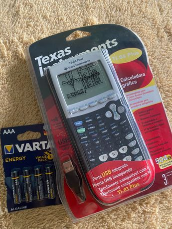 Calculadora Gráfica TI-84 Plus