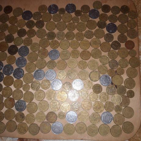 Монеты 1992,1994,1996 и другие