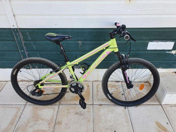 Bicicleta Deed Rookie 240 - Roda 24 - Como nova
