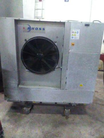 Máquina frio e quente com placas para vinho