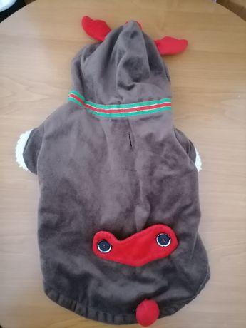 Ubranko kurtka płaszczyk dla psa. M/L