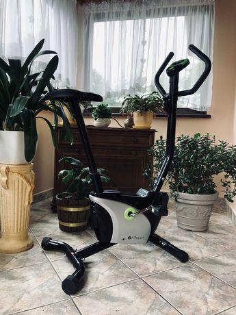 Rowerek Fitkraft stacjonarny treningowy rower 120kg rehabilitacji