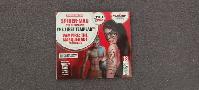 Spider-Man Web of SHADOWS PC  ENG. - Wersja CD Action