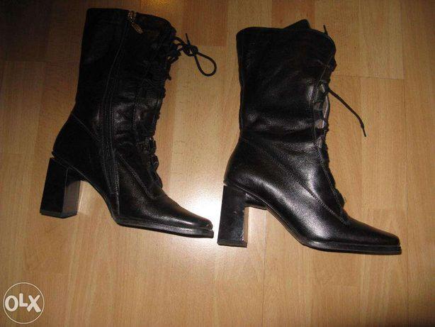 Buty na obcasie, rozmiar 34, nowe