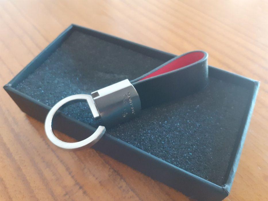 Porta chave Jaguar NOVO / 8,5 cm, genuíno, comprado na loja da marca.
