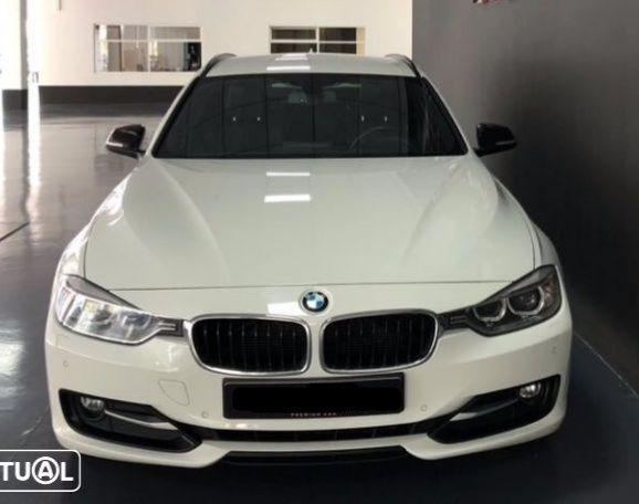 BMW 320d Touring Line Sport
