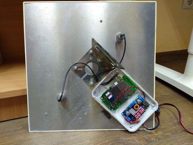 Modem Ruter LTE Huawei E5573s-320 LTE + antena MIMO 17dBi
