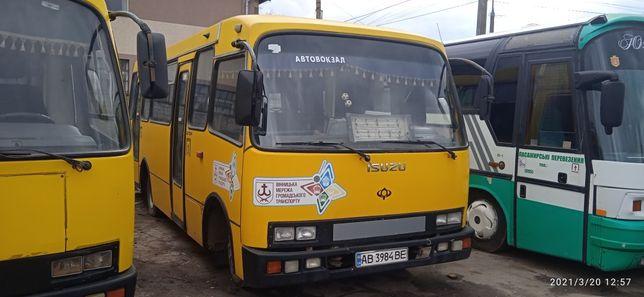 Автобус Богдан А 91
