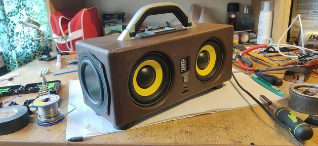 Serwis audio głośniki wzmacniacze amplitunery