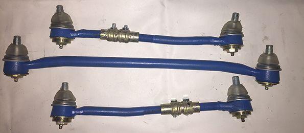 трапеция Рулевые тяги ВАЗ 2101-2107 разборные наконечники силиконовые