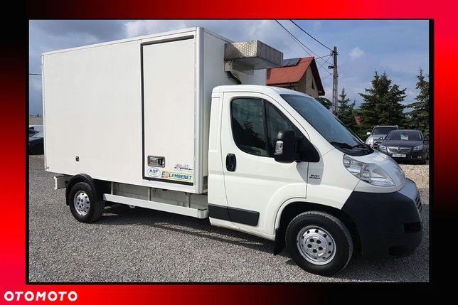 Fiat DUCATO  2.2HDI 100KM Chłodnia Mroźnia ZANOTTI Kontener Izoterma OKAZJA!