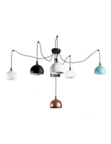 Designerska lampa pająk!