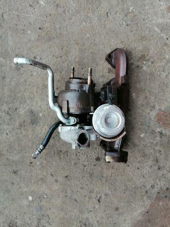 Turbo bmw e46 2.0 m47 136km