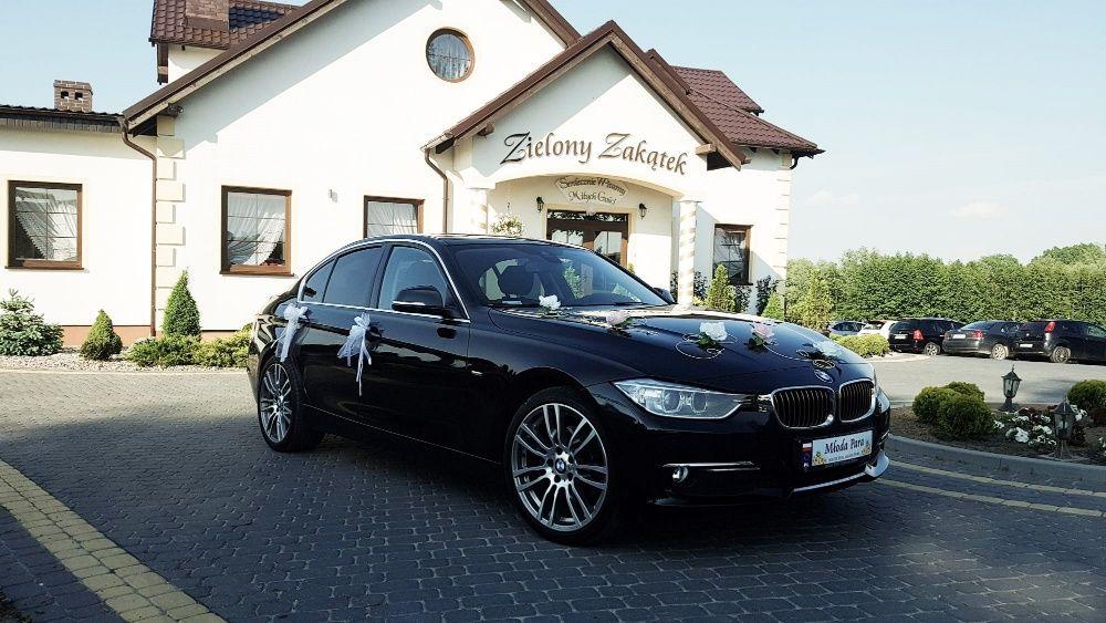 Samochód do ślubu! BMW F30. Auto do ślubu! Inowrocław - image 1