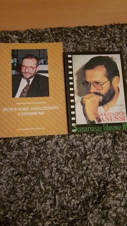 2 Książki o Krzysztofie Zanussim