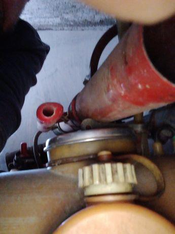 Motor sulfate casal.