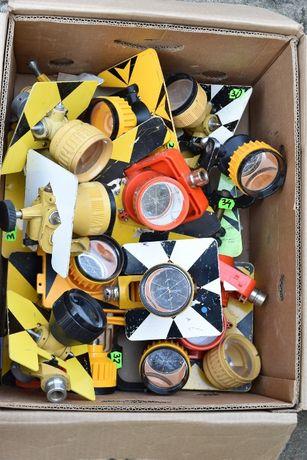 Lustra Pryzmaty do Leica, Nikon, Trimble, Topcon