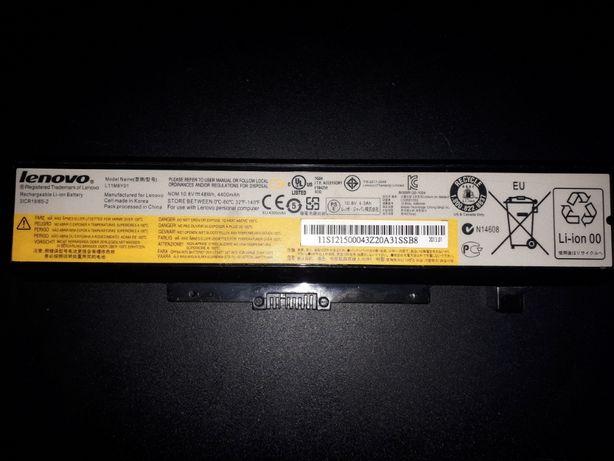 Lenovo G505 зарядне ADLX65N батарея 12% знос акумулятор L11M6Y01