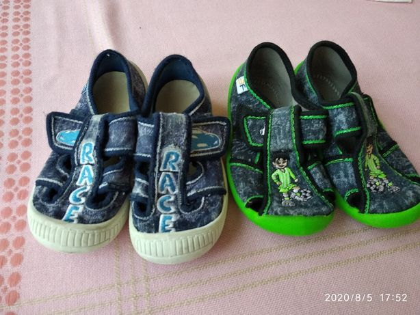 Pantofle kapcie 3F rozmiar 25