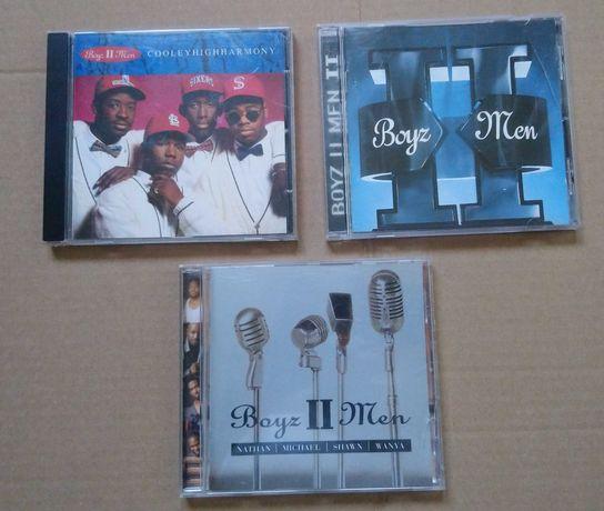 3 CD :  Boyz II Men