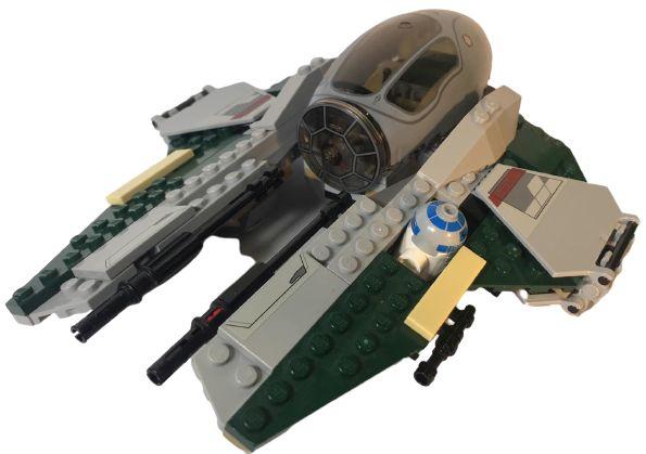 Klocki LEGO Star Wars Star Wars Anakin Jedi L-9494