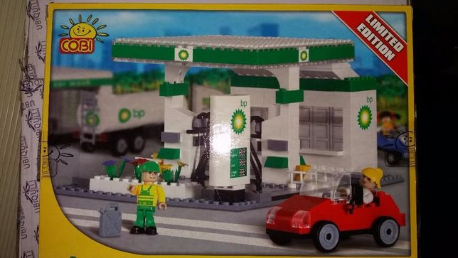 Lego stacja Paliw