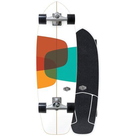 Surfskate carver triton 32 prismal cx NOVO