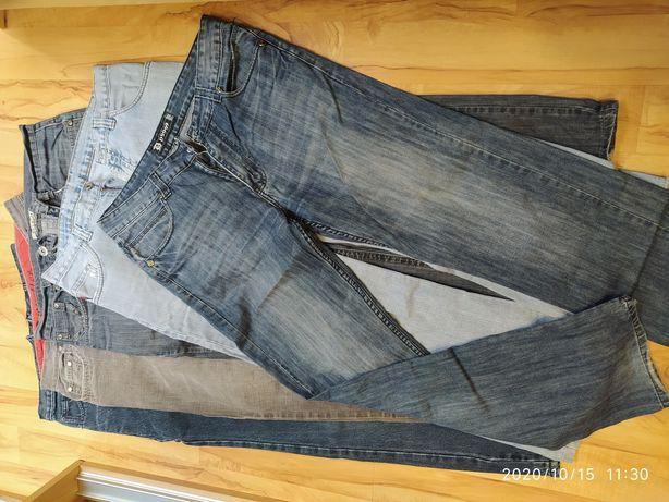 Spodnie męskie 32-33