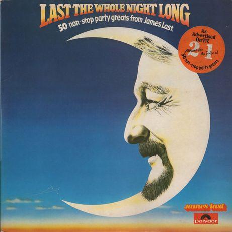 James Last 50 Non-Stop Party Greats 1979 UK сборник на двух виниловых