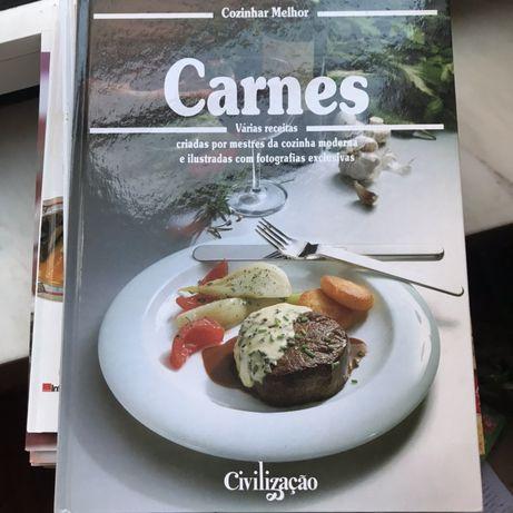 Livros de Culinária -Cozinhar Melhor