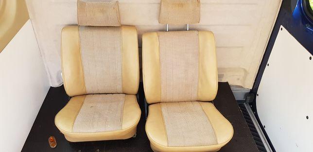 Fotele BMW E21 seria 3 coupe rarytas