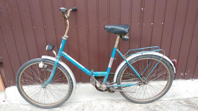 Rower damski -składak