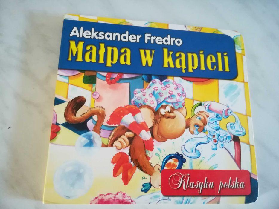 Małpa w kąpieli Aleksander Fredro Krotoszyn - image 1