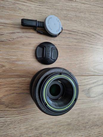 Lensbaby Tilt Shift для micro 4/3 [tilt-shift, Panasonic, 4/3, mft]