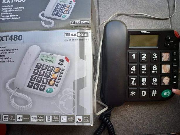 Telefon stacjonany nowy