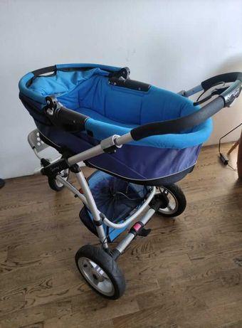 wózek Quinny Speedy  3 w 1 gondola, spacerówka, fotelik/nosidełko