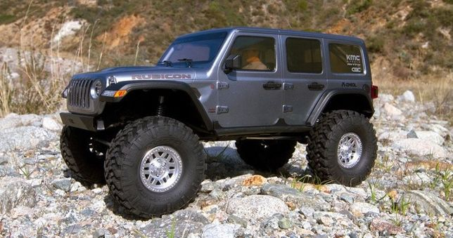 Axial SCX10 III Jeep Wrangler Rubicon JLU KIT