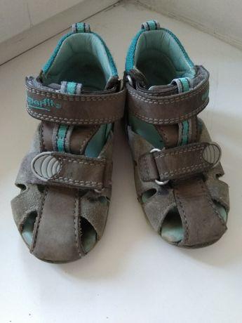 Пакет обуви мокасины босоножки на лето 24 размер стелька 15 см