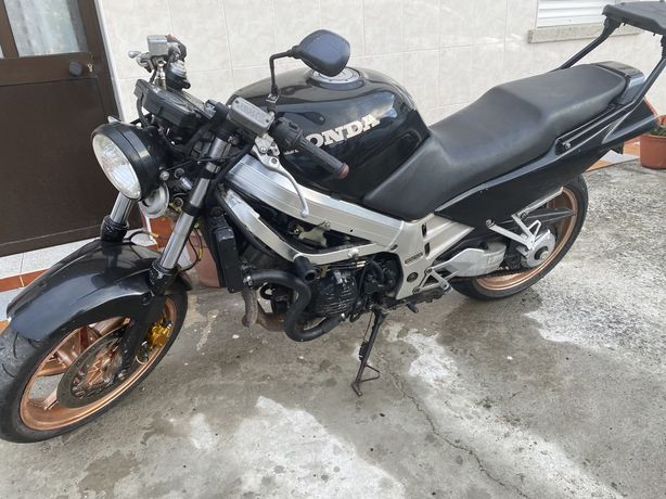 Vendo Honda 750 VFR