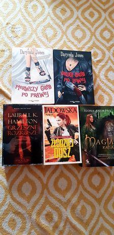 Zestaw książek,  Paranormalny romans,  Złodziej dusz